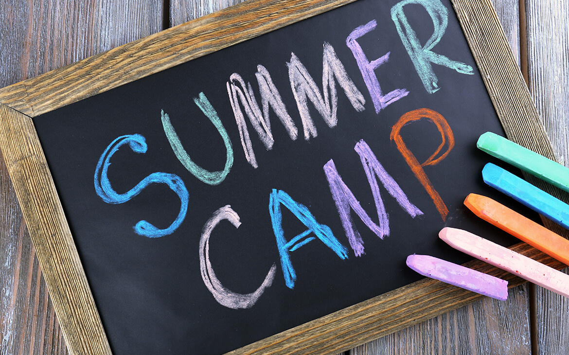 Summer Camp Registration Opens April 17
